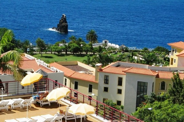 Vue panoramique - Hôtel Four Views Monumental Lido 4*