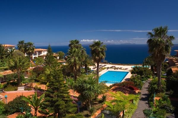 Vue panoramique - Hôtel Quinta Splendida Wellness & Botanical Garden 4*