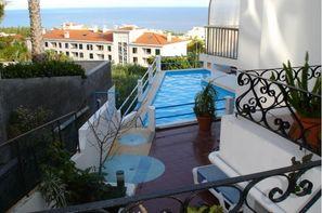 Vacances Funchal: Hôtel Residencial Vila Lusitania