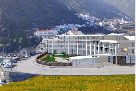 Hôtel Moniz Sol 4* - PORTO MONIZ - PORTUGAL