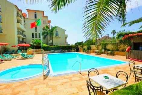 Hôtel Santa Catarina  4* - SANTA CRUZ - PORTUGAL