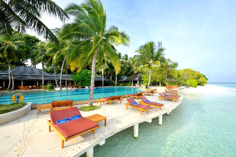 Royal Island 5* - BAA ATOLL - MALDIVES