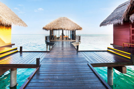 Hôtel Adaaran Select Hudhuranfushi 4* - MALE ATOLL (NORD) - MALDIVES