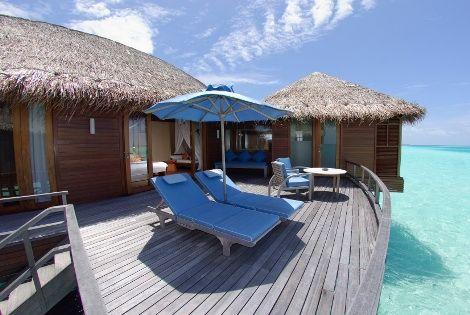 Hôtel Anantara Dhigu Resort & Spa - Deluxe Over-Water Sunrise Suite 5* - MALE ATOLL (SUD) - MALDIVES