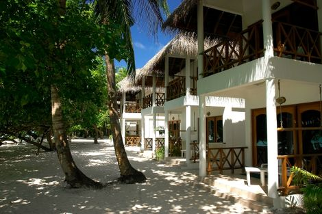 Hôtel Fihalhohi Resort 3* sup - MALE ATOLL (SUD) - MALDIVES