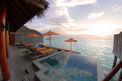 Hôtel Anantara Dhigu Resort & Spa - Sunrise Beach 5* - MALE ATOLL (SUD) - MALDIVES