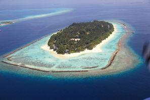 Maldives - Male, Hôtel Royal Island Resort et spa