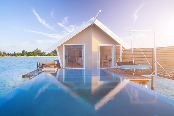 Signature Pool Villa - Lux South Ari Atoll Aux Maldives