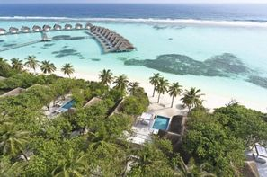 Maldives-Male, Hôtel Kanuhura