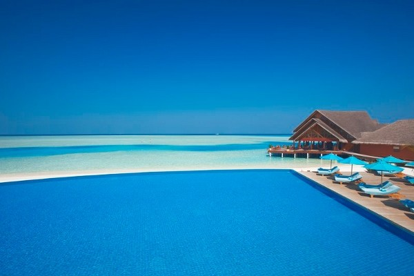 Piscine - Anantara Dhigu Resort Aux Maldives