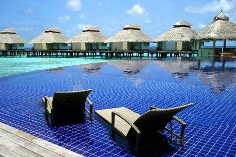 Hôtel Chaaya Reef Ellaidhoo 4* - MALE - MALDIVES