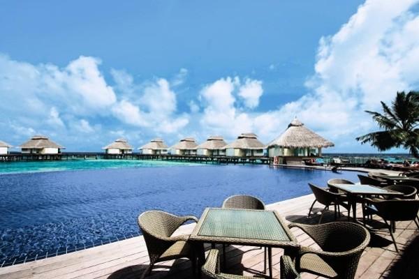 h tel ellaidhoo maldives by cinnamon male maldives partir pas cher. Black Bedroom Furniture Sets. Home Design Ideas