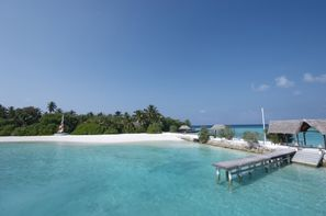 Vacances Atoll de Male Nord: Hôtel Makunudu Island