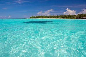 Maldives-Male, Hôtel Velidhu Beach Resort