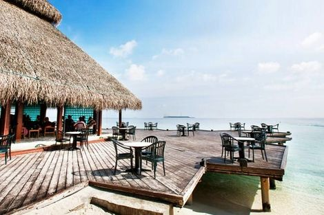 Hôtel Adaaran Club Rannalhi 4* - MALE - MALDIVES