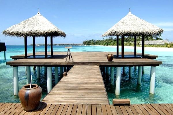 Terrasse - Hôtel Coco Palm Bodu Hithi 5*