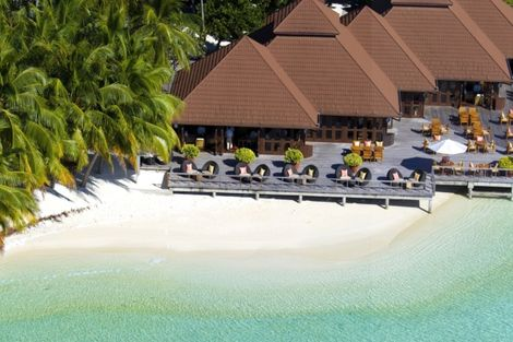 Hôtel Kurumba Maldives 5* - MALE - MALDIVES