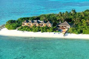 Maldives-Male, Hôtel Casa Mia@Mathiveri (Hydravion)