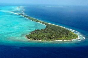 Maldives - Male, Hôtel Kanifushi Beach & Spa