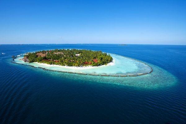 Vue panoramique - Kurumba Maldives 5*
