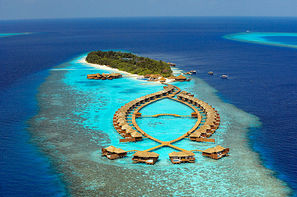 Maldives - Male, Hôtel Lily Beach