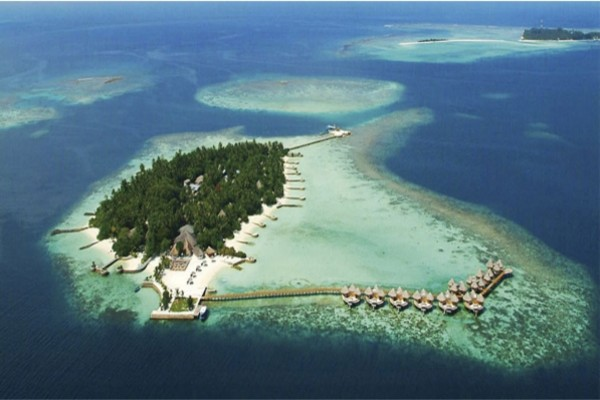 Vue panoramique - Hôtel Nika Island Resort & Spa 5*