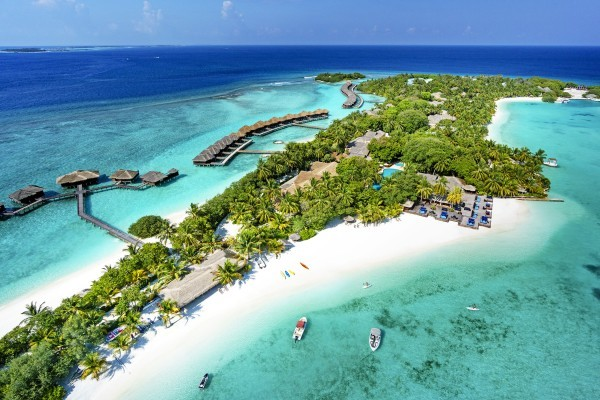 Hôtel Sheraton Maldives Full Moon Resort & Spa 5*