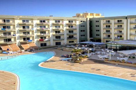 Hôtel Topaz 4* - BUGIBBA - MALTE