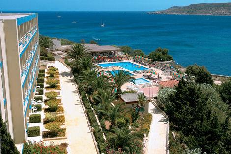 Hôtel Mellieha Bay 4* - LA VALETTE - MALTE