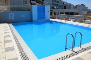 Malte - La Valette, Hôtel Park Hotel Sliema