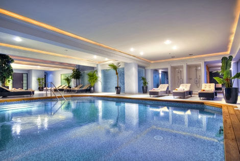 Piscine - The Palace 5*