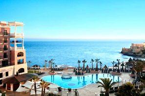 Malte-La Valette,Hôtel Westin Dragonara Resort 5*