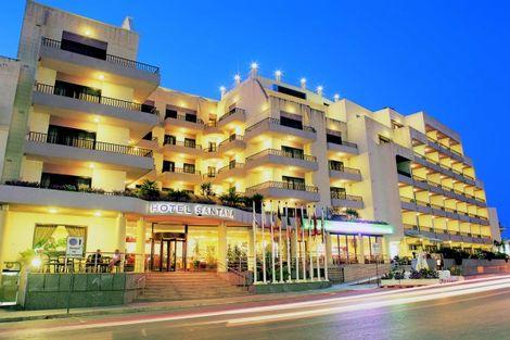 Hôtel Santana 4* - QAWRA - MALTE
