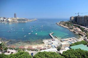 Malte-Sliema,Hôtel Carlton 3*