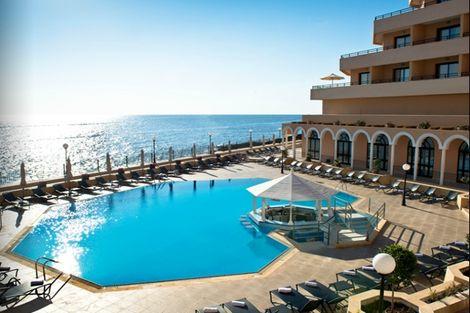 Hôtel Radisson Blu St Julian's Resort 5* - ST JULIAN'S - MALTE