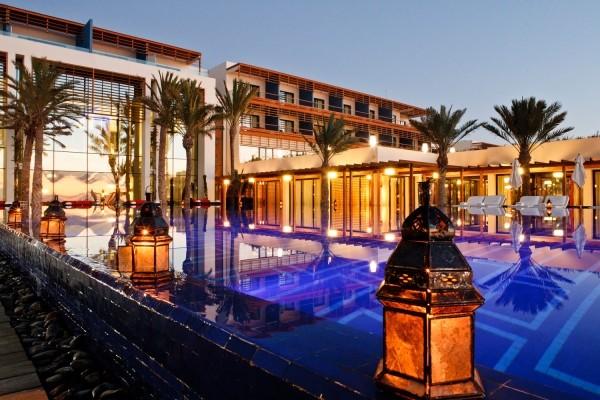 Piscine - Sofitel Essaouira Mogador Golf & Spa 5*