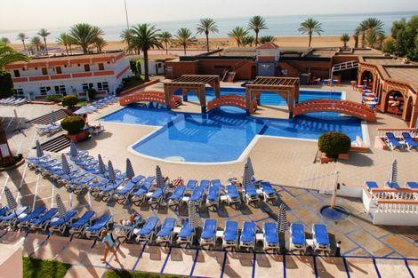 Hotel Al Moggar Garden Beach Agadir Prix