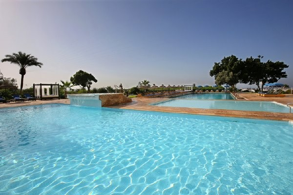 Piscine - Anezi Tower 4*