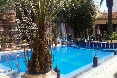 Voyages Lyon Agadir
