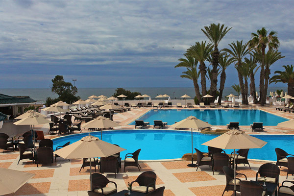 Piscine - Hôtel Beach Albatros Royal Mirage 4*