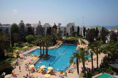 Hôtel LTI Agadir Beach 4* - AGADIR - MAROC