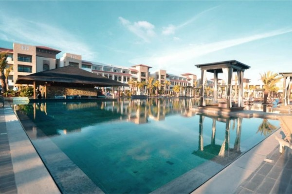 Piscine - Hôtel Riu Tikida Palace 5*