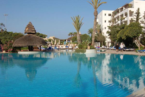 Piscine - Hôtel Tikida Beach Golf et Thalasso 4*