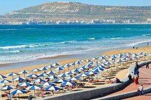 Maroc - Agadir, Hôtel Atlas les Dunes d'Or