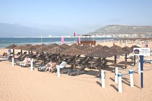 Maroc - Agadir, Hôtel Best Western Odyssee Park