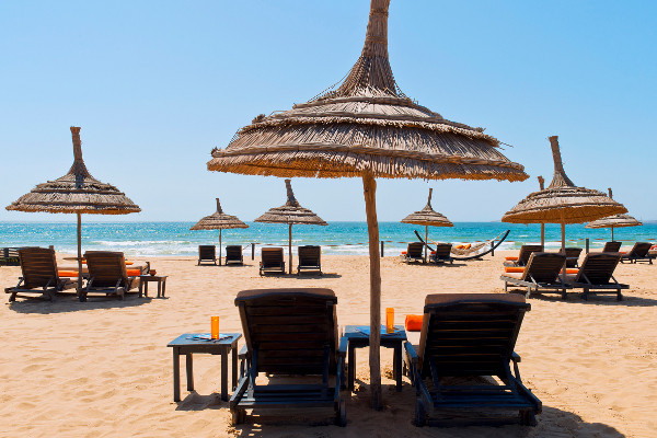 Plage - Sofitel Agadir Royal Bay Resort 5*