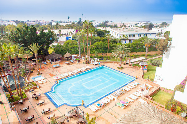 Vue d'ensemble - Argana Agadir