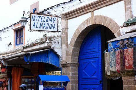 Hôtel Al Madina Essaouira - ESSAOUIRA - MAROC