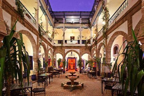 Hôtel Al Madina - ESSAOUIRA - MAROC