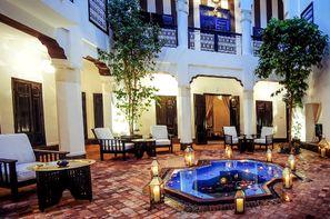 Maroc-Marrakech,Riad Hayane